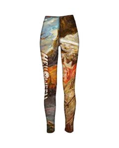 Helloween Coverart All-Over - Leggins
