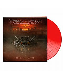 Blood In The Water - ROTES Vinyl