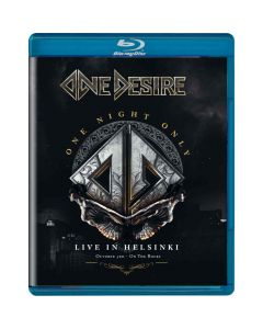 One Night Only - Live In Helsinki - Blu-Ray