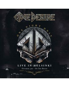 One Night Only - Live In Helsinki - CD + DVD
