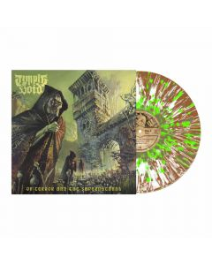 Of Terror And The Supernatural - TERROR SPLATTER Vinyl