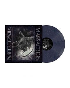 Metal Massacre XV - NIGHT BLUE Marbled Vinyl