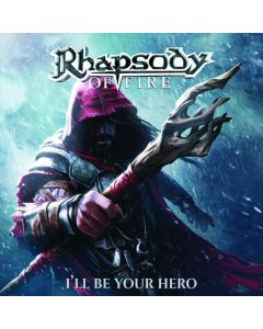 I'll Be Your Hero - Digipak CD EP
