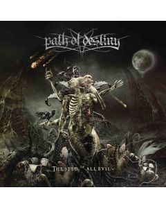The Seed Of All Evil - CD