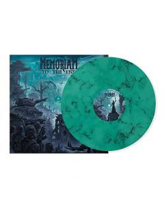 To The End - MINT BLACK Marbled Vinyl