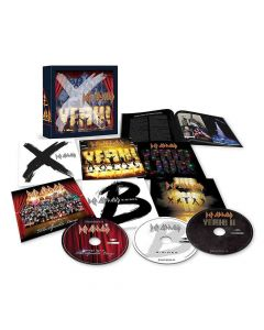 The CD Boxset: Volume Three – 6- CD BOX