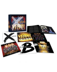 The Vinyl Boxset: Volume Three – 9-Vinyl BOX