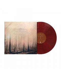 Red Forest - DARK WINE RED Marbled Vinyl