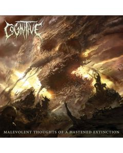 Malevolent Thoughts Of A Hastened Extinction - Digipak CD