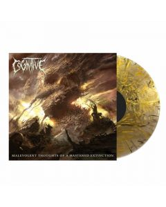 Malevolent Thoughts Of A Hastened Extinction - FAKE GOLD 2-Vinyl