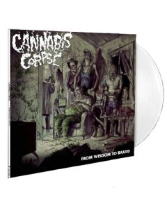 From Wisdom To Baked - OPAQUE WHITE Vinyl