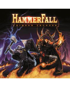 7509 hammerfall crimson thunder cd heavy metal