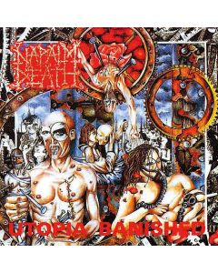 napalm death utopia banished cd