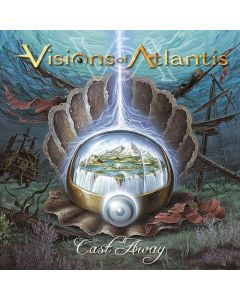 9666 visions of atlantis cast away cd gothic metal