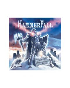 9672 hammerfall chapter V - unbent, unbowed, unbroken cd heavy metal