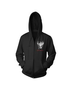 DESTRUCTION - Under Attack / ZIP Hoodie