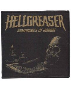 Symphonies Of Horror Cover - Patch