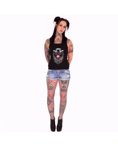 K42639 Napalm Records Girls Tank Top Black Anna Eibler 2
