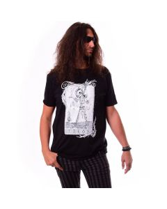 K63269 Tarot Heavy Metal Merch T-shirt Men Front 3