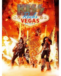 Kiss Rocks Vegas / Blu-Ray