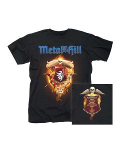 METAL ON THE HILL 2018 - Festival T-Shirt / T-Shirt