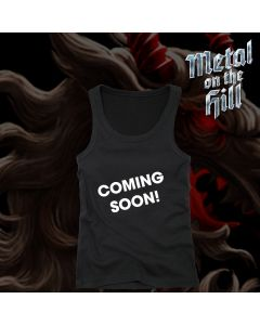 metal on the hill girlie tank top 2021