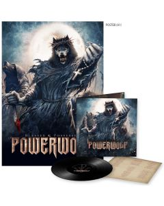 Powerwolf - Blessed & Possessed BLACK Vinyl