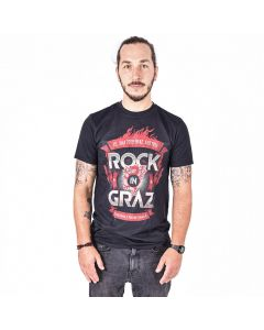 Rock in Graz 2019 Tshirt Men Unisex Napalm Records