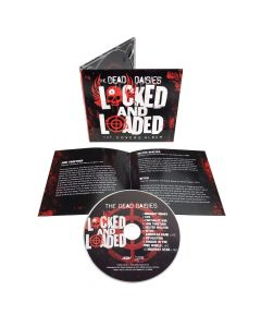 the dead daisies - locked and loaded - digipak cd