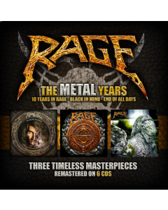 rage - 10 years in rage 2-cd