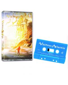 Visions of Atlantis - Wanderers - Light Blue Tape