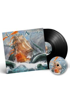visions of atlantis a symphonic journey to remember black 2 vinyl dvd