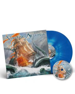 visions of atlantis a symphonic journey to remember blue white splatter 2 vinyl dvd