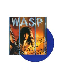 22754 w.a.s.p. inside the electric circus red lp heavy metal
