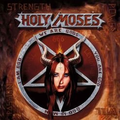 holy moses strengh power will passion cd