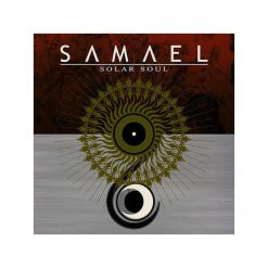 11984 samael solar soul digipak cd black metal