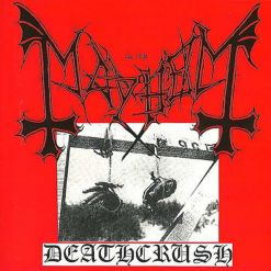 Mayhem Deathcrush CD