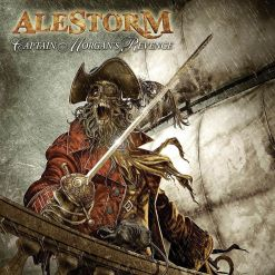 alestorm captain morgans revenge cd