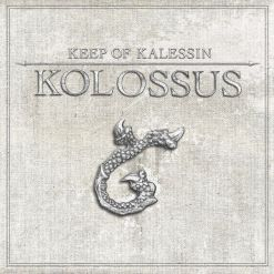KEEP OF KALESSIN - Kolossus / Digipak CD + DVD