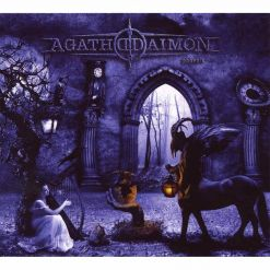 agathodaimon phoenix digipak cd