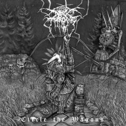 darkthrone circle the wagons cd