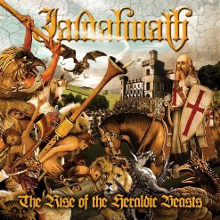 JALDABOATH - The Rise Of The Heraldic Beasts / CD