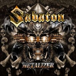 SABATON - Metalizer / Re-Armed Jewelcase 2-CD