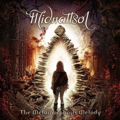 midnattsol the metamorphosis melody cd