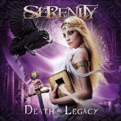 15315 serenity death & legacy cd symphonic metal