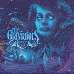 THE GRAVIATORS - Evil Deeds / CD