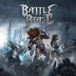 BATTLE BEAST - Battle Beast / CD