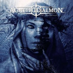 agathodaimon in darkness digipak cd
