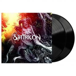 SATYRICON - Satyricon / BLACK 2-LP Gatefold