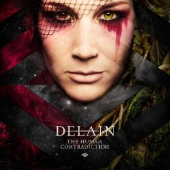 delain the human contradiction cd